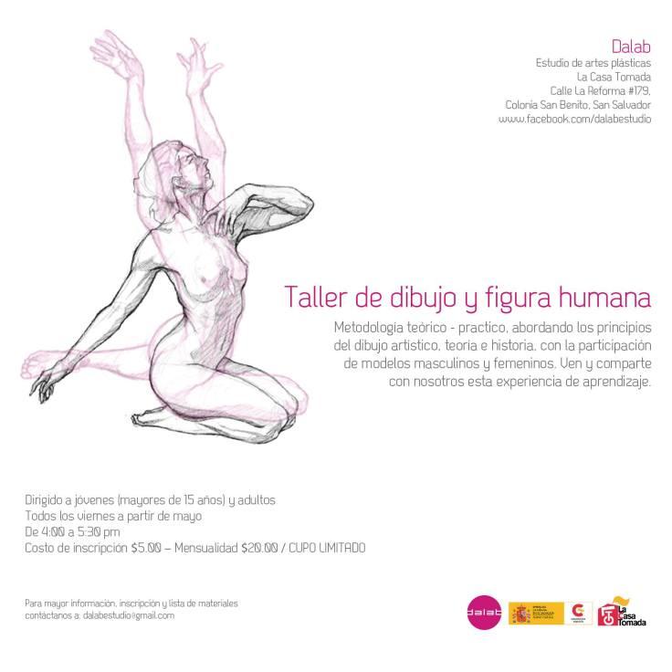 Taller de dibujo y figura humana - Rolando Chicas