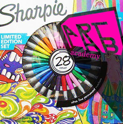 art lab academy Sharpie